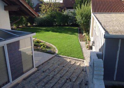 Wunderschöne Garten- und Landschaftsgestaltung durch den Fachbetrieb Gartenreich Patrick Schwab in Landau/Isar