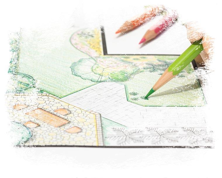 Der Fachbetrieb Gartenreich Patrick Schwab in Landau/Isar bietet professionelle Gartenplanung an