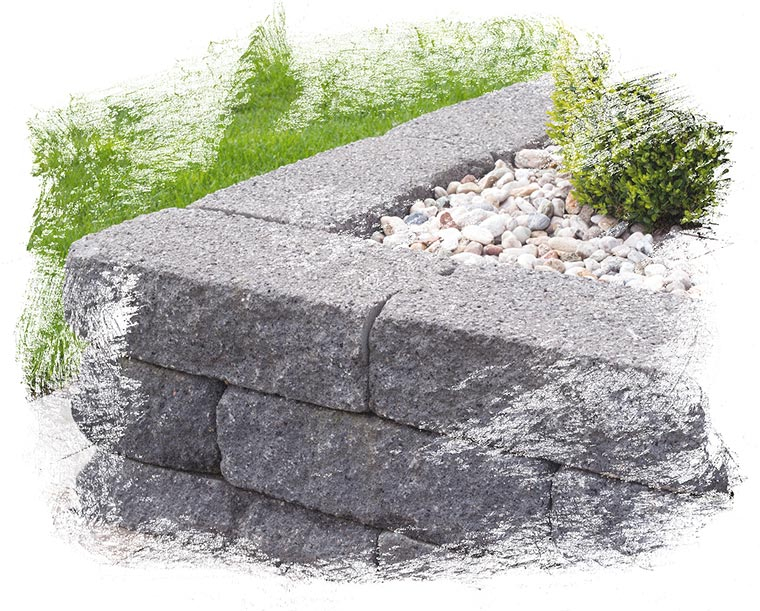 Der Fachbetrieb Gartenreich Patrick Schwab in Landau/Isar bietet professionellen Mauerbau an