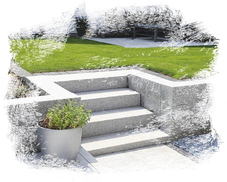 Der Fachbetrieb Gartenreich Patrick Schwab in Landau/Isar bietet professionelle Pflasterarbeiten an